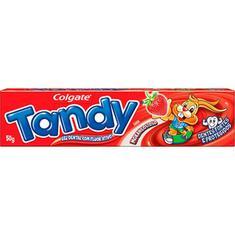 Creme Dental Infantil Tandy Morango 50g