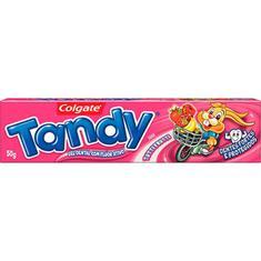 Creme Dental Infantil Tandy Tutti Frutti 50g