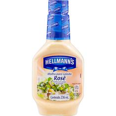 Molho para  Salada Rosê Hellmann's 236ml