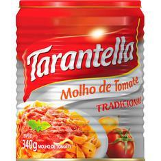 Molho Tomate Tradicional Refogado Tarantella 340g