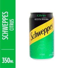 Refrigerante Citrus Schweppes 350ml