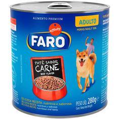 Alimento para Cães Carne Faro Lata 280g