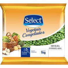 Ervilha Congelada Select 1kg
