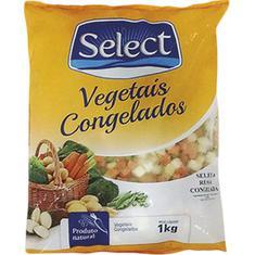 Seleta Russa Congelada Select 1kg