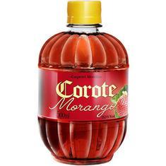 Coquetel Sabor Morango Corote 500ml