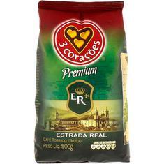 Café Almof Premium 3 Corações 500g