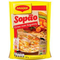 Sopão Maggi Carne 200g
