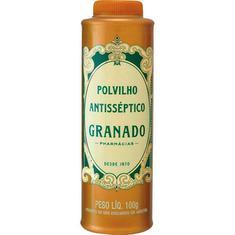 Polvilho Antisséptico Granado 100g