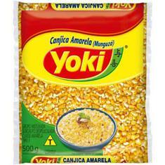 Canjica Amarela Yoki 500g