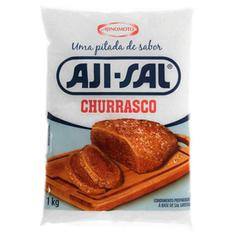 Tempero Churrasco Aji-Sal 1kg