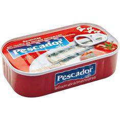 Sardinha com Tomate Pescador 125g