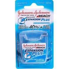 Fio Dental Johnson & Johnson 50m