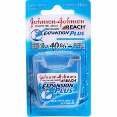 Fio Dental Johnson & Johnson 50m