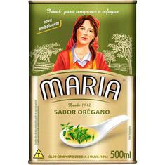Óleo Composto Sabor Orégano Maria 500ml