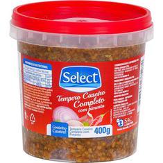Tempero Com Pimenta Select 400g