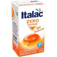 Leite Condensado Italac Zero Lactose 395g