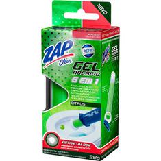 Zap Clean Gel Adesivo Refil Citrus 38g