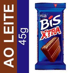 Chocolate Bis Xtra Lacta 45g