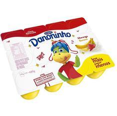 Iogurte Sabor Morango com Banana Danoninho 480g