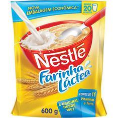 Farinha Láctea Tradicional Nestlé 600g