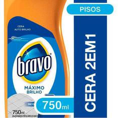 Cera Bravo Flash Incolor 750ml