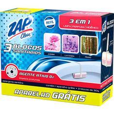 Desodorante WC 2000 Refil L3 Aparelho