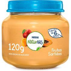 Papinha Sabor Frutas Sortidas Nestlé 120g