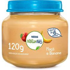 Papinha Sabor Banana e Maçã Nestlé 120g