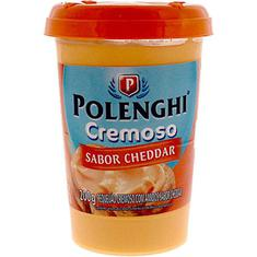 Requeijão Polenghi Láctea c/ Cheddar 200g