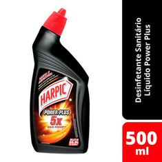 Desinfetante Harpic Power Plus 500ml