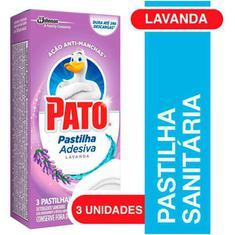 Pato Pastilha Adesiva 3 un.