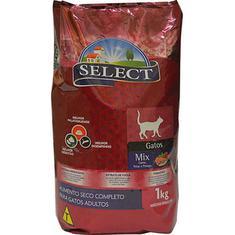 Alimento Gatos Select Mix 1kg