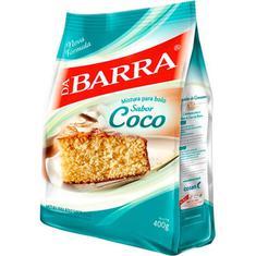 Mistura Bolo da Barra Coco 400g