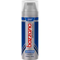 Espuma Barbear Bozzano Hidratação 190g