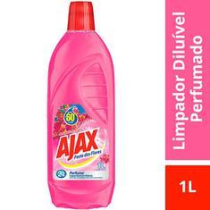 Limpador Diluível Ajax Festa das Flores 1L