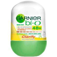 Desodorante Roll On Bi-O Feminino Clarify 50ml