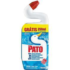 Desinfetante Pato Germinex Marine 500ml + 250 Grátis