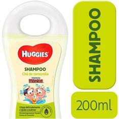 Shampoo Infantil Huggies Camomila 200ml