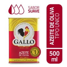 Azeite Tipo Único Gallo 500ml