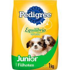 Ração para Cães Equilíbrio Natural Junior Pedigree 1kg
