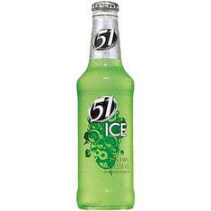 Coquetel Ice 51 Kiwi 275ml