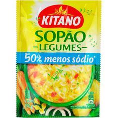 Sopão de Legumes com Macarrão Kitano 196g