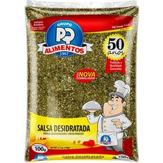 Salsa Desidratada PQ 100g