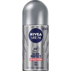 Desodorante Roll On Nivea Men Silver Protect 50ml