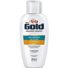 Shampoo Niely Gold Pós Química 300ml