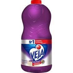 Limpador Veja Perfumes & Sensações: Lavanda & Bem Estar 4L