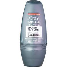 Desodorante Roll On Dove Men Care Sem Perfume 50ml