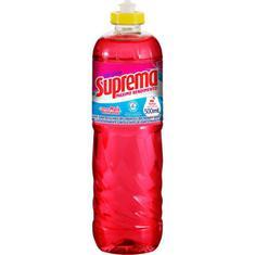 Detergente Líquido Suprema Frutas Vermelhas 500ml