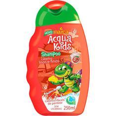 Shampoo Infantil Acqua Kids Lisos e Finos 250ml