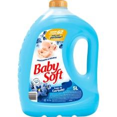 Amaciante Baby Soft Azul 5L